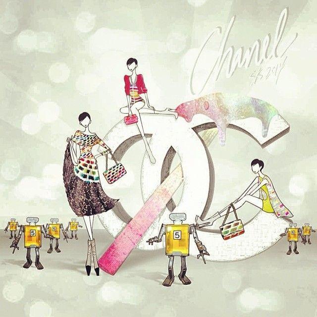#샤넬 #chanel #karllagerfeld #ss14 #art #instaart #artwork @karllagerfeld #soojoo #art #artist #dailyart #doodle #draw #fashion #fashionillustration #fashiondesign #illustration #그림 #드로잉 #스케치 #패션일러스트 #일러스트 @soojmooj #일러스트레이션