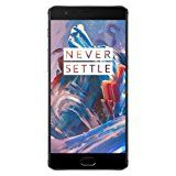 OnePlus 3 64GB ROM 5.5 Inch Android 6.0 Smartphone, Snapdragon 820 Quad Core , 6GB RAM GSM & WCDMA & FDD-LTE (Grey)