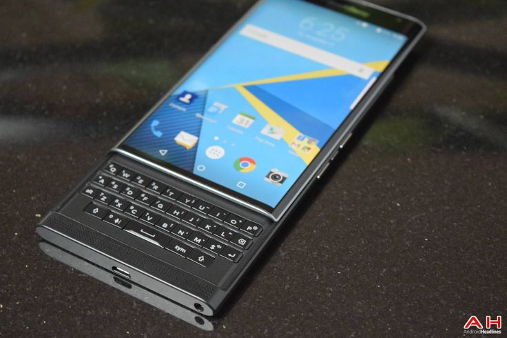Verizon Finally Updating The BlackBerry Priv To Marshmallow #android #google #smartphones