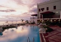 Zanzibar Serena Hotel - great view.