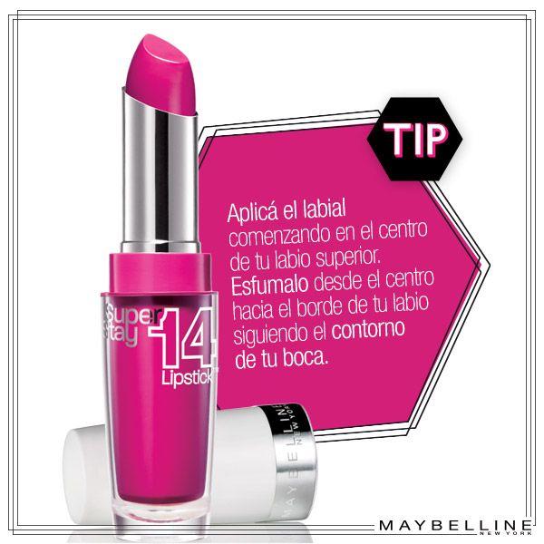 Labios shocking #Tips #MakeUp #MNYArgentina