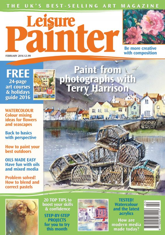 Leisure Painter February 2016