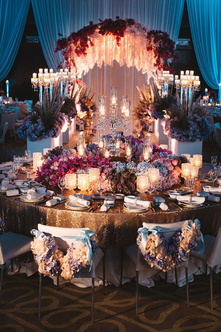 Kelvin and Yiyi's Opulent Wedding Bash in Kuala Lumpur