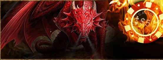 Betrealm Online Real Casino fight against the Dragon! Check it out www.betrealm.com