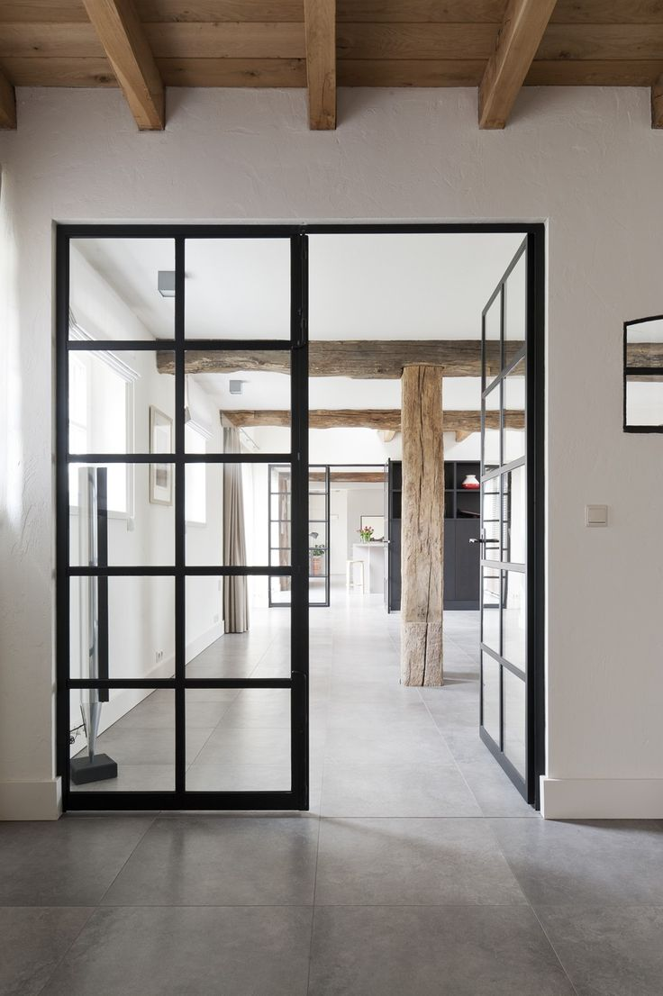 Doret Schulkes Interieurarchitecten Bni (Project) Glass And Metal Doors