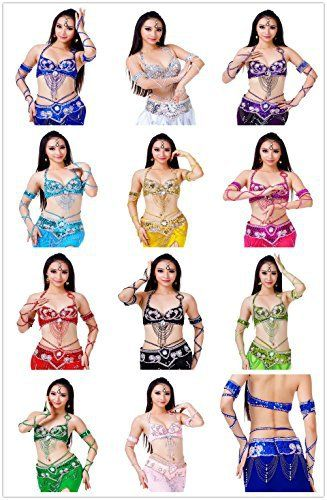 5a3a53ddf Dance Fairy Tassels Danse du Ventre Soutien gorge 34C   75C ou 36D   80D  avec
