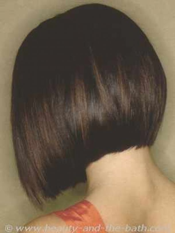Magnificent Concave Concave Bob And Bobs On Pinterest Short Hairstyles Gunalazisus