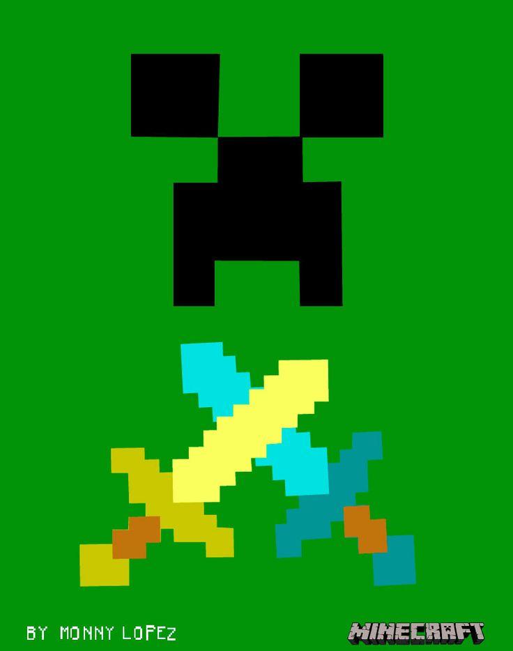 Poster de Minecraft 2