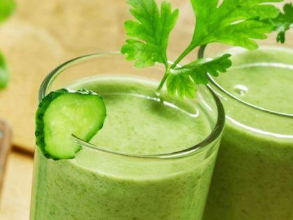 Groene sapjes en smoothies: ontgiften met primeurgroenten | Carrefour Market