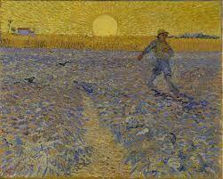 Van Gogh - The sower