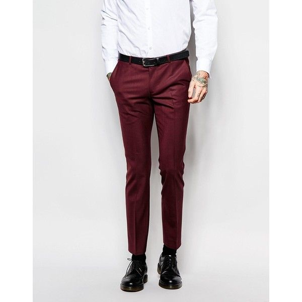 The 25 Best Ideas About Burgundy Pants Men On Pinterest