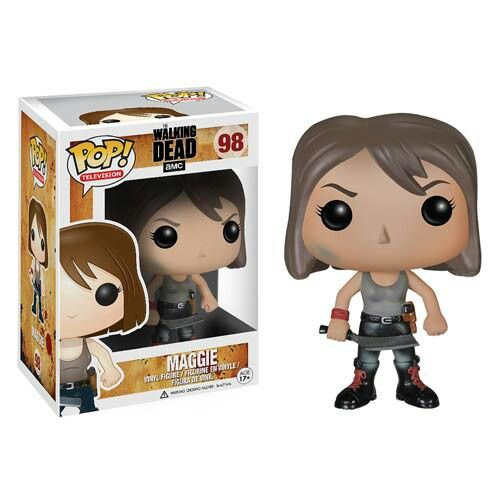 Maggie - Walking Dead - Funko Pop! Vinyl Figure
