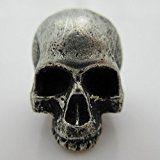 Marco Magallona Realistic Skull Paracord Bead