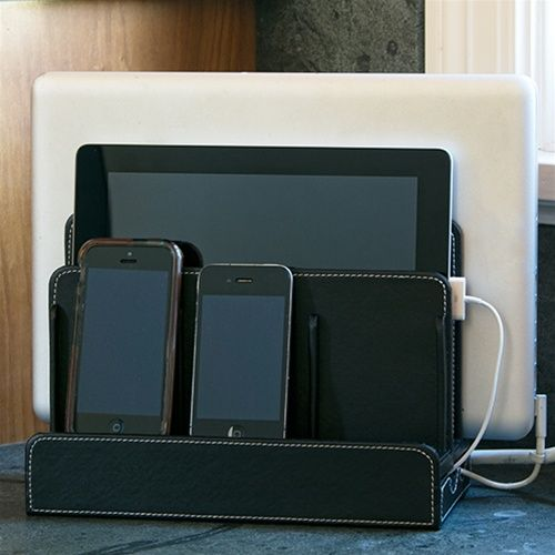 Multi-Charging Station under $35 on http://theaverageconsumer.com
