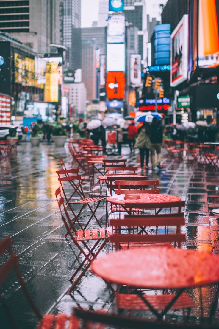The Best New York Rain Ideas On Pinterest Rainy City - Photographer captures the amazing reflections of puddles in new yorks streets