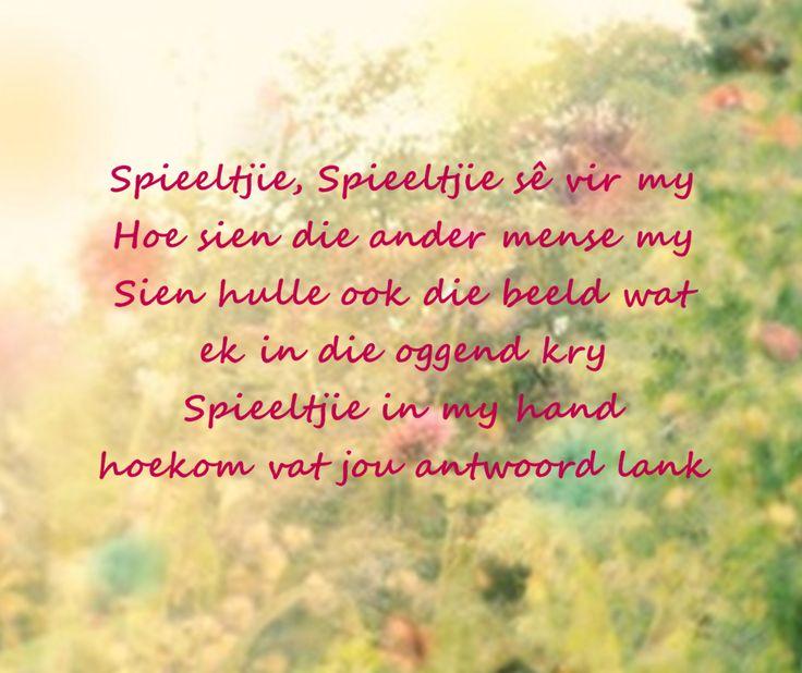 Spieeltjie - Bobby van Jaarsveld