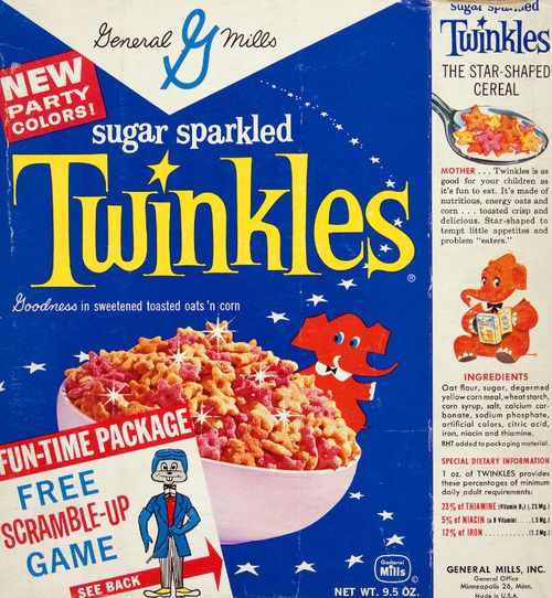 118 Best Cereals That Time Forgot Images On Pinterest