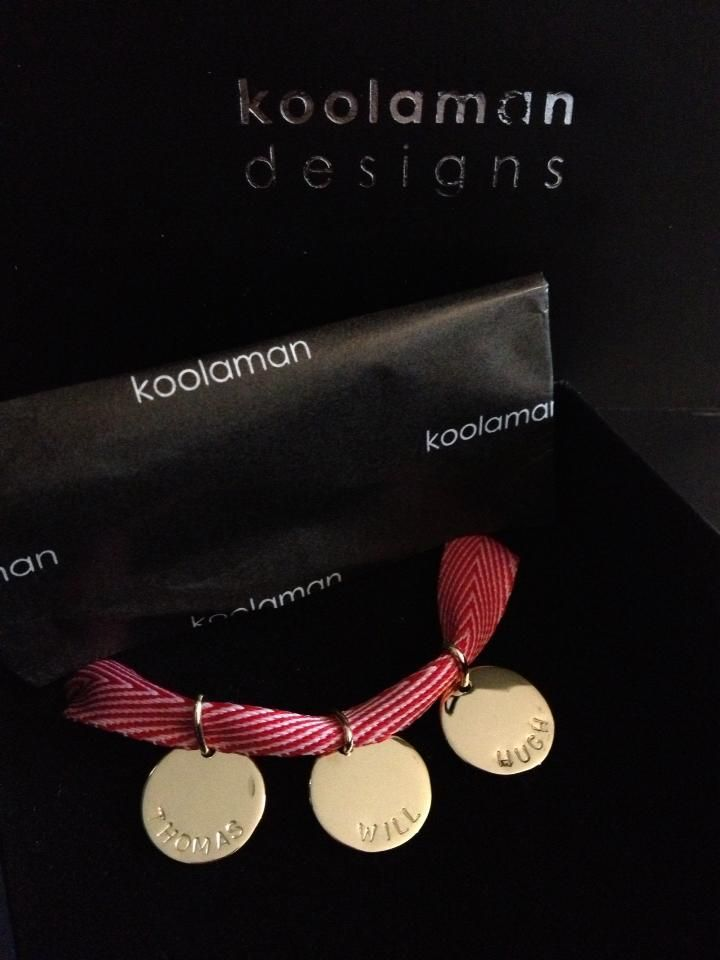 I am thrilled with my Koolaman Design eliza pendants - I adore them! Extra special thanks to your staff member Bec who was ever so helpful with the decision making process. Thank you! Kellie. ~ ELIZA Pendants ~ http://www.koolamandesigns.com.au/shop/eliza-p-643.html