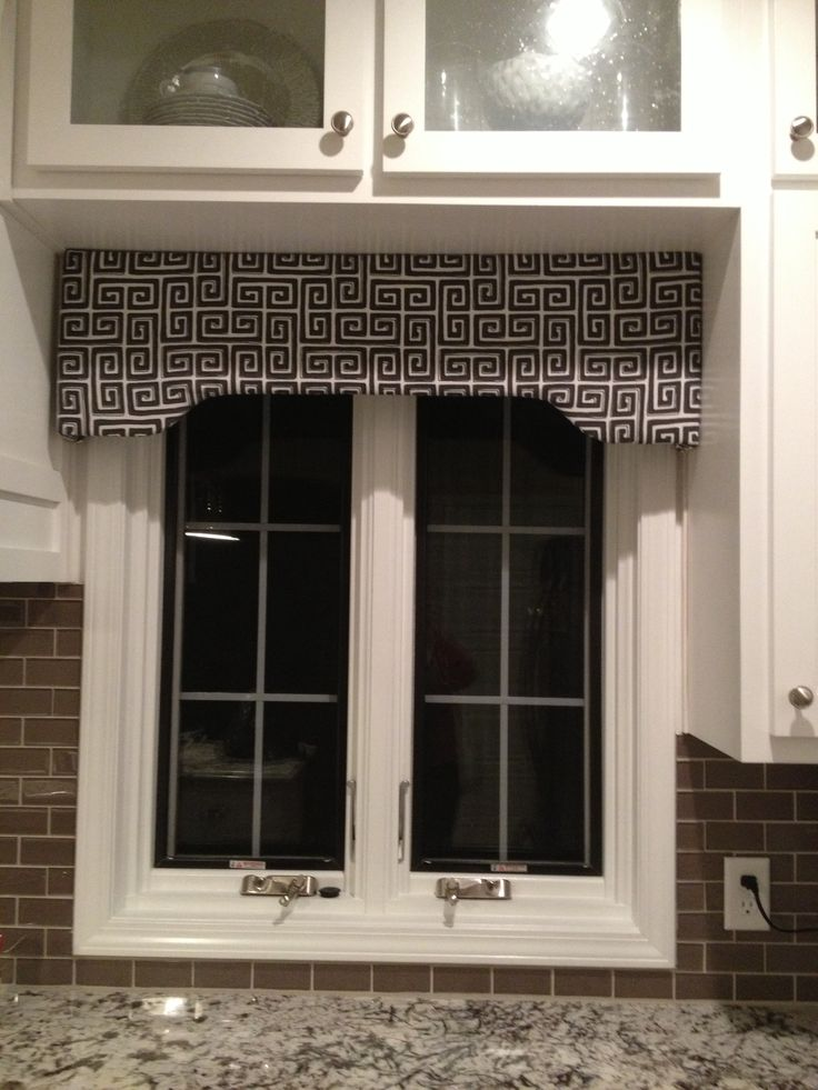 Window Cornice Made From Joann S Cornice Kit Fun At