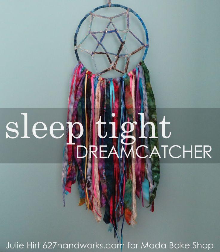 Sleep Tight Dreamcatcher