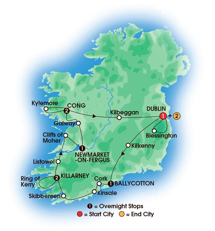 Chauffeur Irish Supreme 8 Day Tour. Overnights: 1 Dublin, 1 Ballycotton, 2 Killarney, 1 Newmarket-on-Fergus, 2 Cong, 2 Dublin - See more at: http://www.cietours.com. #Chauffeur #privatedriver #chauffeurdrive #personaldriver #Ireland #Irish #independenttravel #prebooked #hotels #luxuryhotels #luxurytravel #travel #vacation #holiday #quality #castles