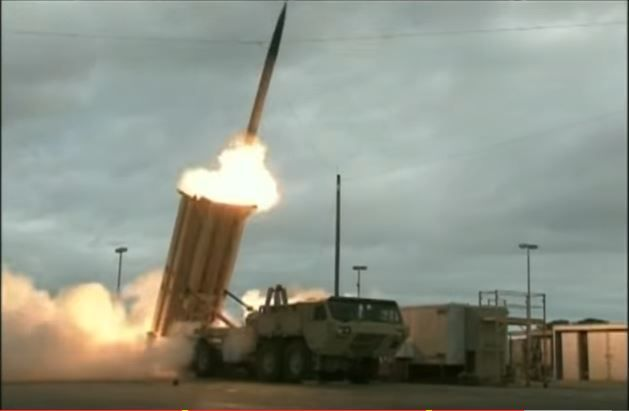 Terminal High Altitude Area Defense (THAAD), formerly Theater High Altitude Area Defense, is a U.S. Army anti-ballistic missile system which is designed to shoot down short, medium, and intermediate range ballistic missiles in their terminal phase by using a hit-to-kill approach. The system has been