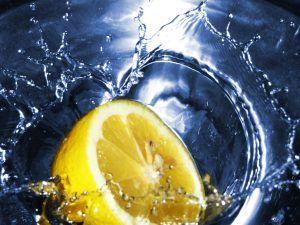 lemon ginger cayenne pepper detox drink