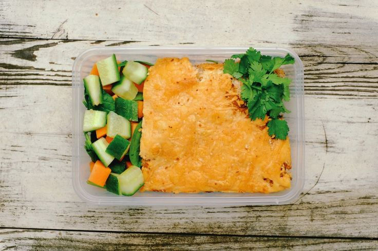 3 Easy Make-Ahead Lunches for Work - Smaggle