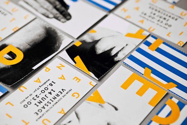 Jean Paul Gaultier by Amanda Berglund, via Behance