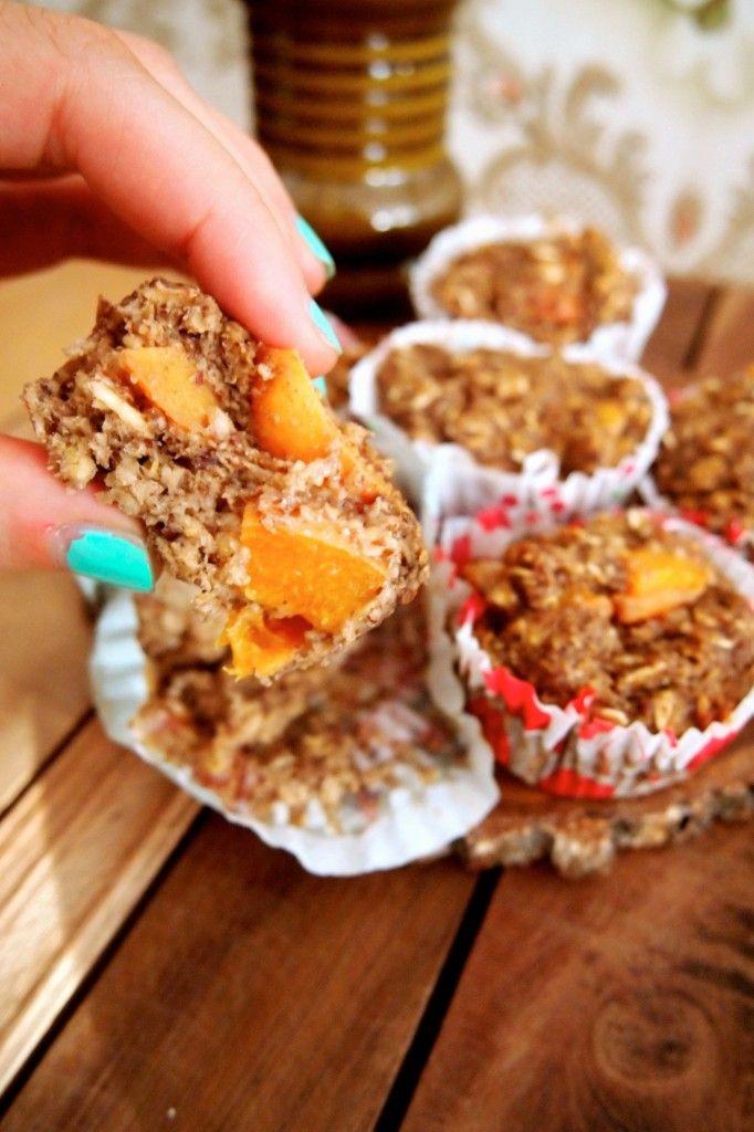 ontbijtmuffins met abrikoos