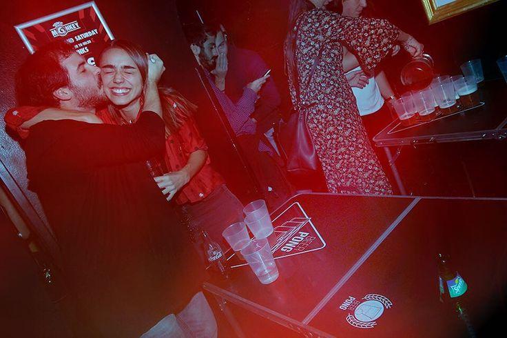 Esta noche #beerpong a partir de las 23.00h en Space Monkey Club!! Pide una jarra de cerveza con tus amigos por 6 y podrás jugar tantas veces como quieras a nuestro beer pong!! Copas a 4 y 2x1 en rockets (cocteles gigantes) y porrones de 23.00h a 01.00h!  #spacemonkeyclub #grupovivalasvegas #rock #indie #music #players #beerpongmadrid #madridnightlife #madrid #bestofday #beerpongmadrid #girls #waitress #clubbing #night #madridnightlife #tbt #djwolfrockmusic #fun #igers #music #party