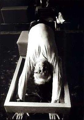 Joseph Pilates in 1961