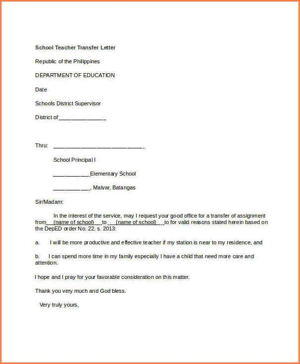 How To Write A Letter To A Principal How To Write Letter By 5 How To
