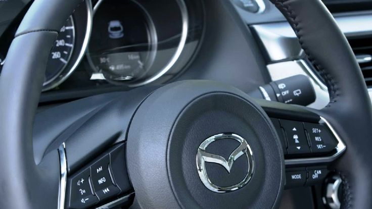 2017 Mazda 6 Wagon Interior and Exterior