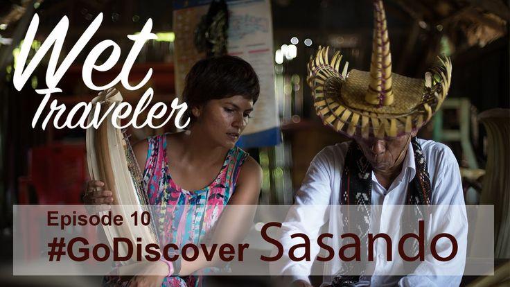 Wet Traveler Ep 10 #GoDiscover Sasando