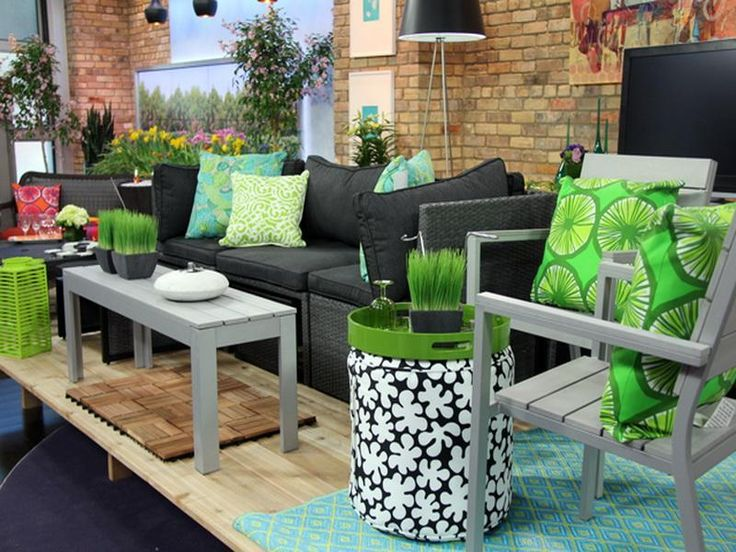 Small House Furniture Ideas: Best 25+ Small Patio Furniture Ideas On Pinterest