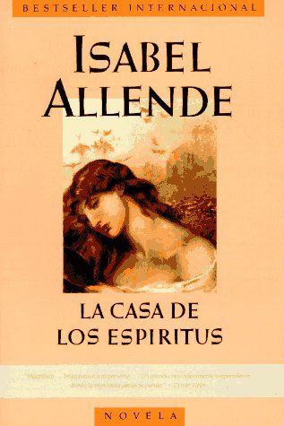 Isabel Allende's first book, it started as a letter to her grandfather. It narrates the story of multiple characters in her life.