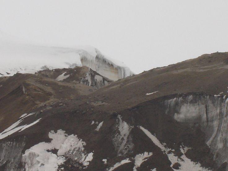 Nevado del Ruiz. Colombia. 2009
