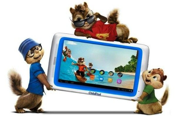 Archos 7-inch Child Pad with ICS now on sale for $130, Aaaalvin squeaks in celebration: Child Pads, Archos Arnova, Tablet, Android, For Kids, Ice Cream Sandwiches, Children, Arnova Childpad, Archo Childpad