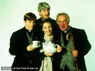 Отец Тед / Father Ted