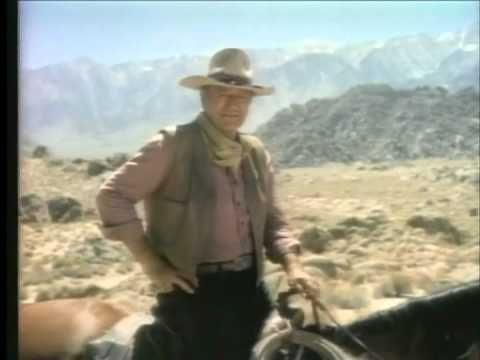 Classic John Wayne Great Western Commercial 1978