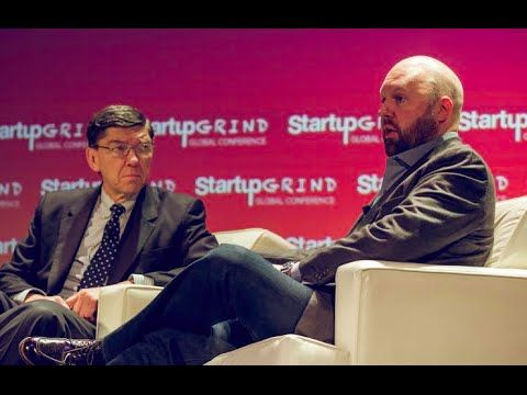 Clay Christensen and Marc Andreessen at Startup Grind Global 2016 - YouTube
