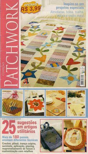 patchwork 1 ano 1 - Joelma Patch - Álbumes web de Picasa