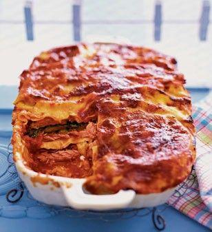 Das Rezept für Lachs-Mangold-Lasagne und weitere kostenlose Rezepte auf LECKER.de