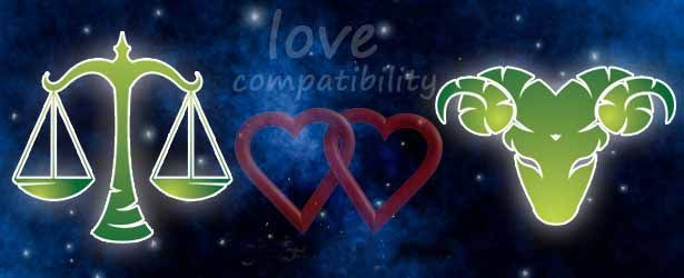 Aries and Libra Zodaic Sign compatibility and Friendship