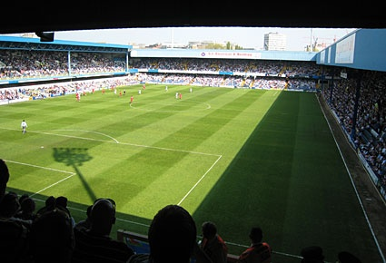 Loftus Road, Home Of Queens Park Rangers