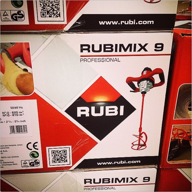 Rubimix 9 Professional now selling at Tilers Express. For more information visit us at www.tilers-express.com.au