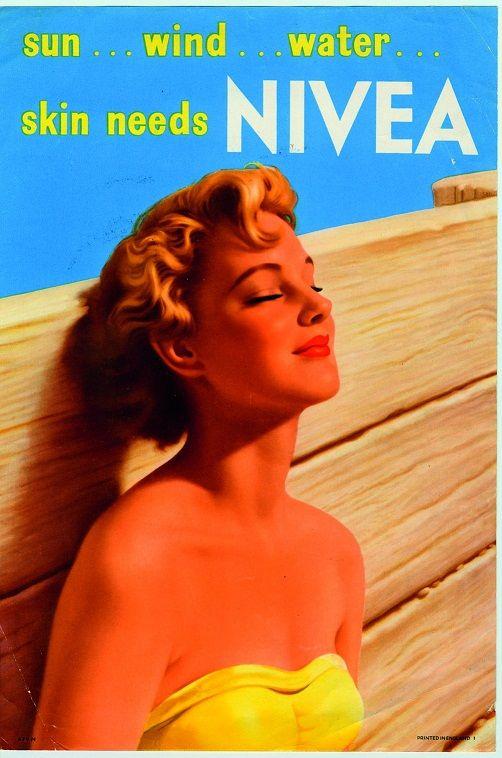 Aus Liebe zu deiner Haut! | De l'amour pour votre peau! #NIVEA #sun #wind