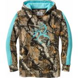Ladies Big Game Field Buck Legendary Whitetails Outfitter Hoodie