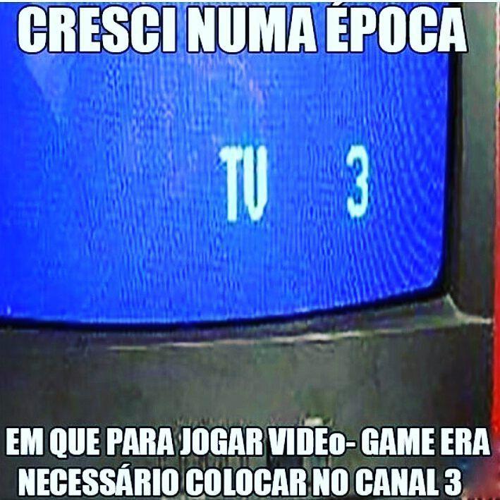 Shared by culturanerdica #mastersystem #microhobbit (o) http://ift.tt/1p9ZrVC ESTAMOS FICANDO VELHOS! ' #Snes #Canal3 #Tv3 #megadrive #nintendo #nintendinho #supernintendo #polystation #dynavision  #nes #games #maceio #alagoas #brasil